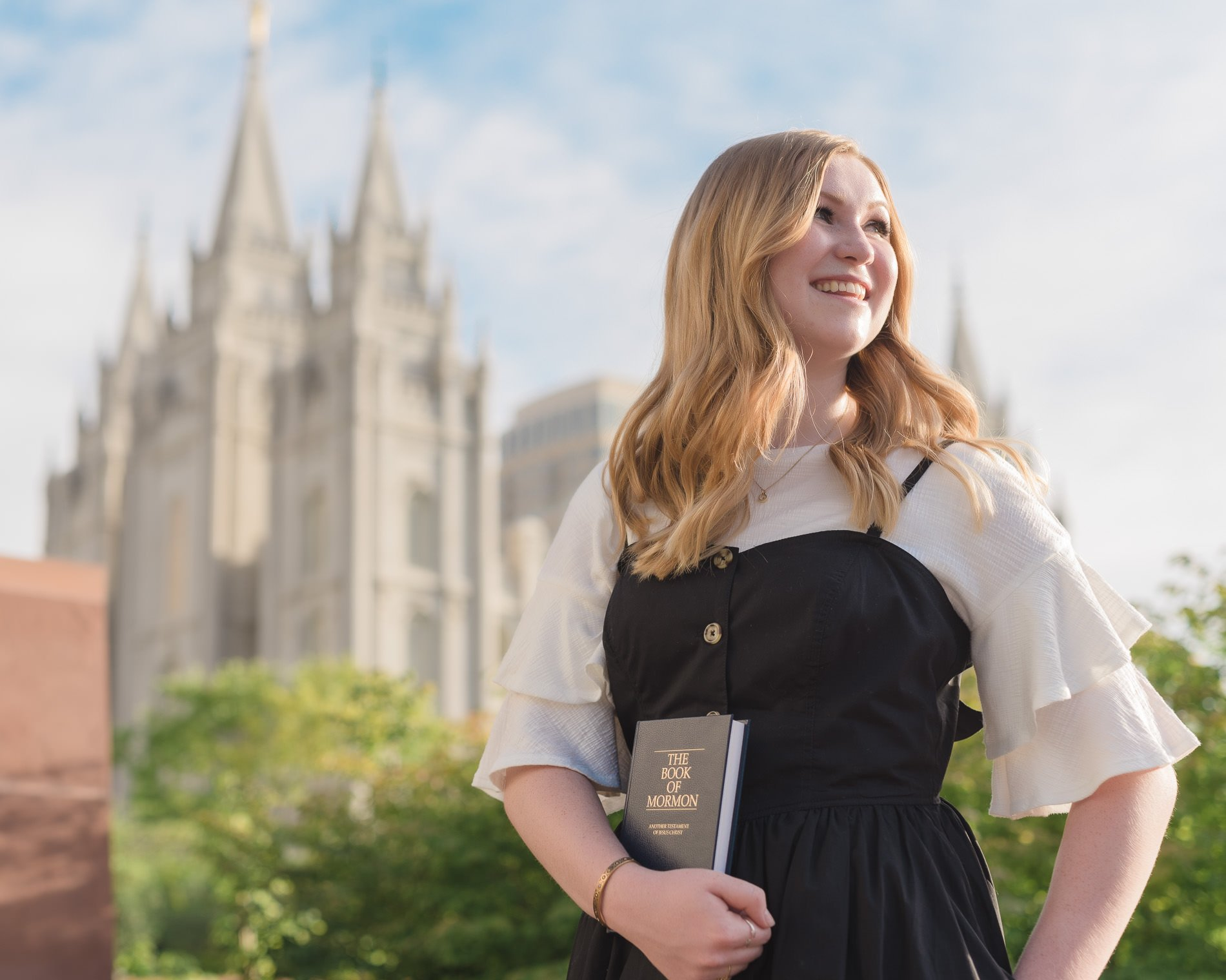 Cattani LDS Missionary Photography at Temple Square