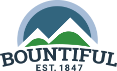 Bountiful City logo for Bountiful commercial photography.
