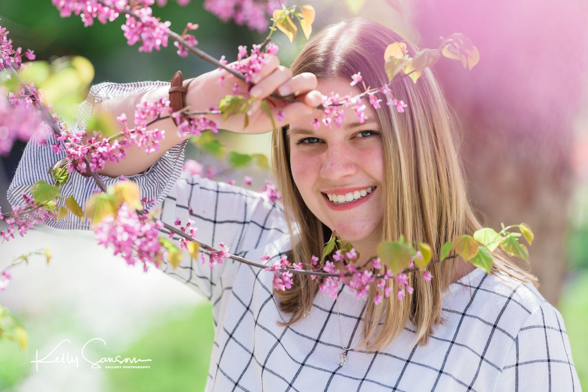 Abby Senior Photography on Main Street in Salt Lake City